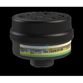 Фильтр для противогаза BLS 424 - ABEK1P3 R комбинированный
