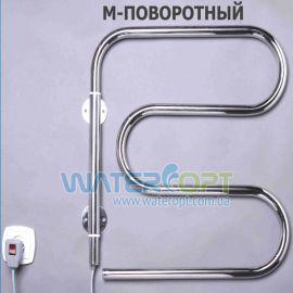 Полотенцесушитель электрический М-поворотный