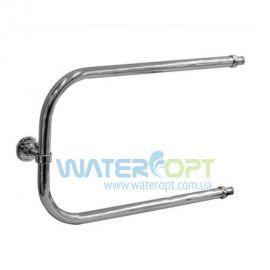 Полотенцесушитель водяной латунный змей 330*540