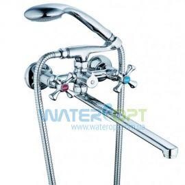 Смеситель для ванной Zerix DST-A827