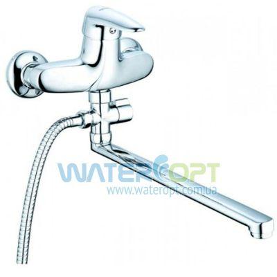 Смеситель для ванной Zerix ECT-A270