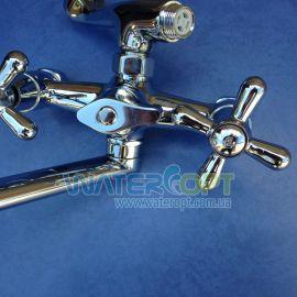 Смеситель для ванны Chempion dominox 150
