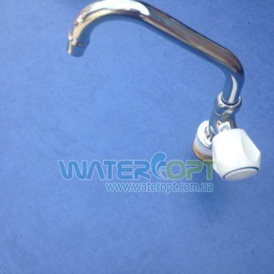 Смеситель для ванны Сумской ПВХ ручки пластик