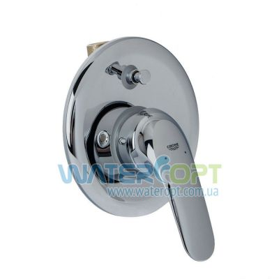 Однорычажный смеситель для ванны Grohe Euroeco 32747000