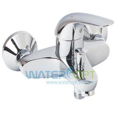 Однорычажный смеситель для ванны Grohe Euroeco 232700000