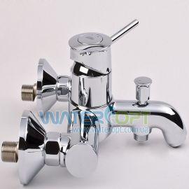 Смеситель для ванны Grohe BauClassic 32865000
