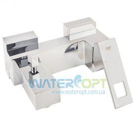 купить смеситель для ванны grohe eurocube 23140000 оптом
