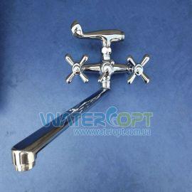 Смеситель для ванной ЕвроПродукт Dominox 143