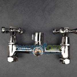 Смеситель для ванной Zerix D3Q - 827