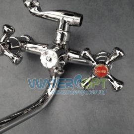 Смеситель для ванной Zerix DMT-827