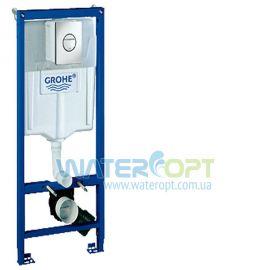 Инсталляция для подвесного унитаза Grohe Rapid SL 38860000