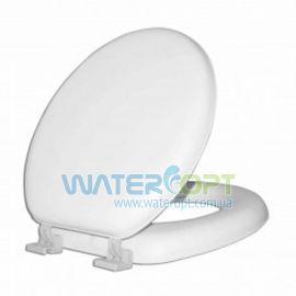 Сиденье для унитаза мягкое с рисунком Comfort 2051