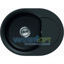 Мойка для кухни черная гранит G6047