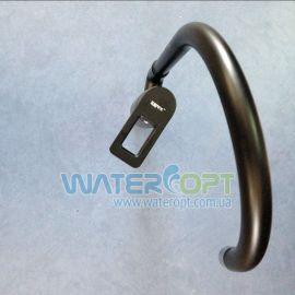 Смеситель для кухни черный Zerix Z5130-6
