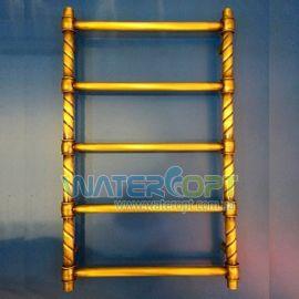 Полотенцесушитель водяной бронза Престиж 5 500/950