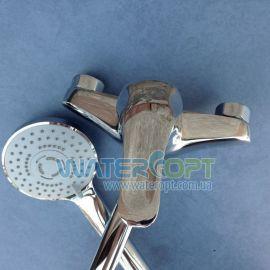 Смеситель для ванны Smack 8348-evro