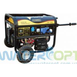 Бензиновый генератор Forte FG8000EА