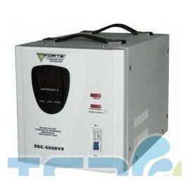 Стабилизатор напряжения Forte SDC-5000VA