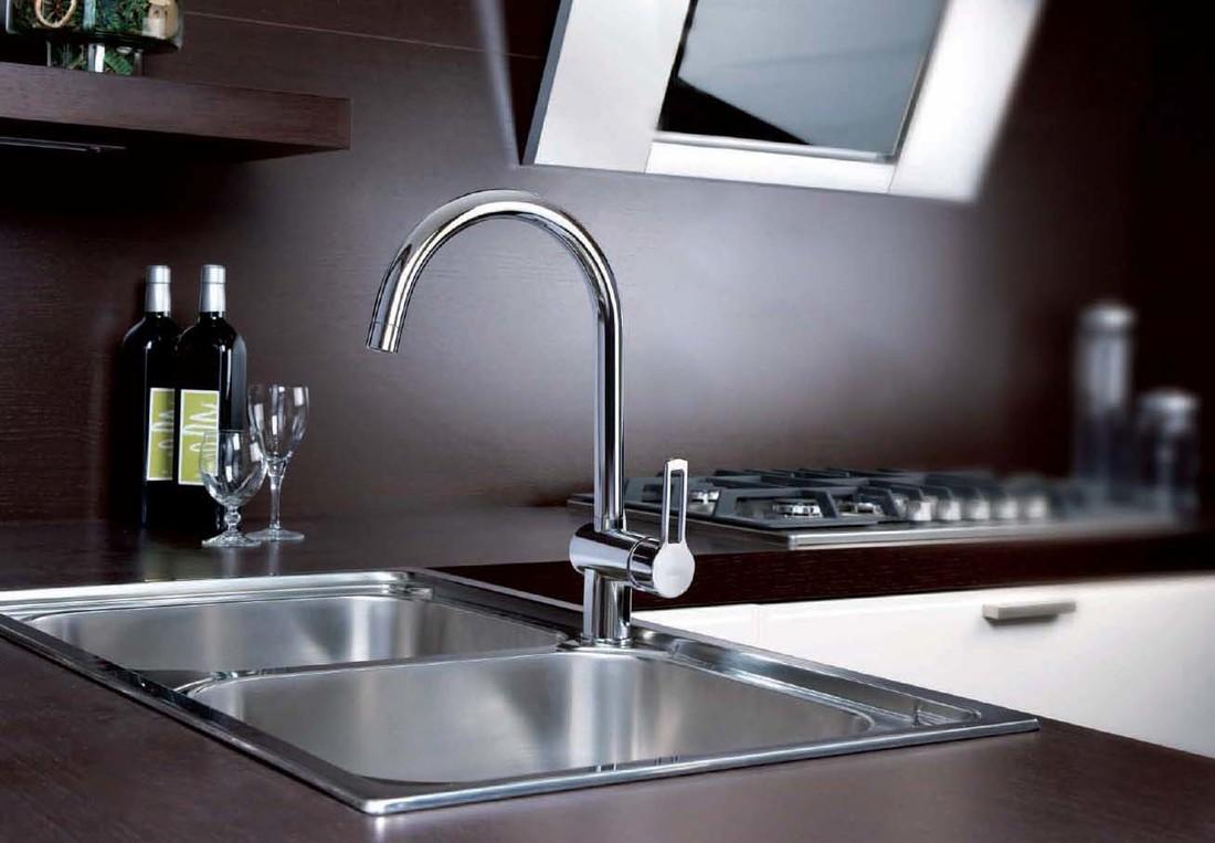 Смесители Potato - смесители для ванны, кухни, смесители черные, бронзовые,  цены, отзывы